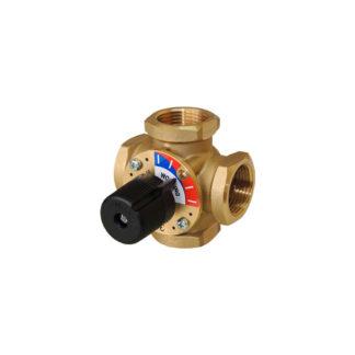 4-х ходовой смесительный клапан