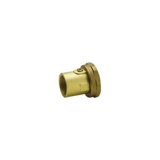 Отсечной клапан с накидной гайкой